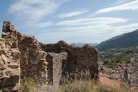 Parco delle Madonie Isnello resti del Castello Medievale (2947 clic)