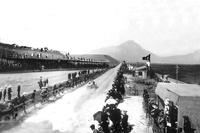 Targa Florio arrivo sulla SS113 a Campofelice di Roccella (5001 clic)