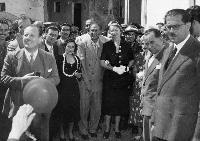 1951 Impellitteri Vincenzo sindaco di New York in visita a Isnello (3299 clic)