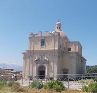 Chiesa dentro il castello di Milazzo (479 clic)