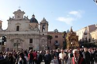 3 Maggio Partenza della processione del 3 Maggio  - Bisacquino (5031 clic)