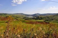 Veduta Sul Lago di Villarosa (2297 clic)