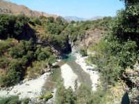 fiume alcantara, gole  - Alcantara (2254 clic)