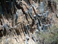 fiume alcantara, particolare della roccia  - Alcantara (4597 clic)