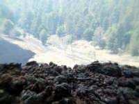 quota 1800m, eruzione 2002, impianto di risalita di piano Provenzana!  - Etna (4305 clic)