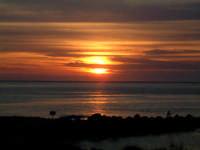 tramonto  - Isola delle femmine (4745 clic)