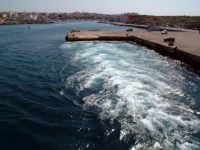 la partenza della nave  - Lampedusa (4048 clic)