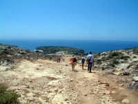 discesa all'isola dei conigli  - Lampedusa (4800 clic)