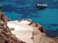 l'isola dei conigli lato tabaccara  - Lampedusa (15131 clic)