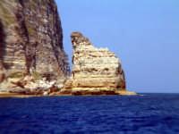 scoglio della vela  - Lampedusa (3922 clic)