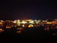 notturna del porto  - Lampedusa (3687 clic)