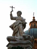 santa Rosalia all'ombra della cattedrale PALERMO Rosario Trifirò