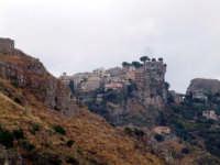 Castelmola vista da Taormina  - Castelmola (5597 clic)