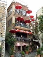 il famosissimo bar turrisi  - Castelmola (36039 clic)