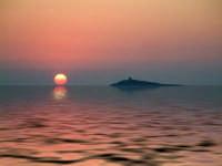 Alba sull'isolotto delle femmine  - Isola delle femmine (14021 clic)