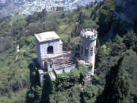 castello in rovina  - Erice (3006 clic)