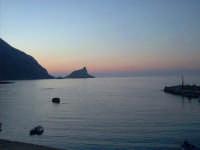 punta troia al tramonto  - Marettimo (3657 clic)