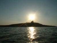 isolotto al tramonto  - Isola delle femmine (4632 clic)