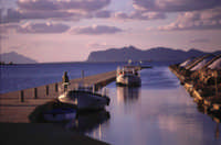 L'imbarcadero per l'isola di Mozia  - Mozia (13164 clic)