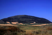 Veduta della Montagna Grande vicino a Fulgatore  - Fulgatore (4133 clic)