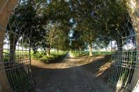 Ingresso di una villa in contrada Ciavolo  - Marsala (2928 clic)