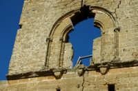 Particolare della torre Biggini  - Partanna (3797 clic)