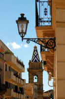 Veduta del Campanile di San Francesco  - Partanna (4105 clic)