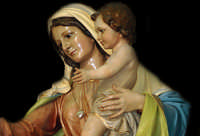 La Madonna del Santuario della Libera  - Partanna (7977 clic)
