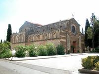 Chiesa del Vespro Presso Cimitero S.Orsola PALERMO carlo ireneo reina