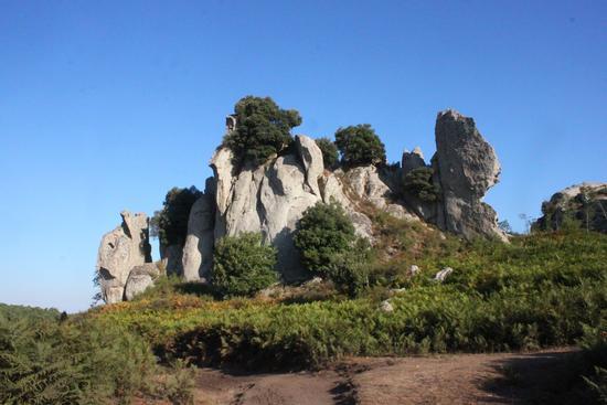 Montalbano Elicona (ME)  I megaliti di Argimusco -  - inserita il 19-Mar-19