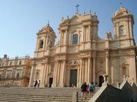 cattedrale di Noto (1963 clic)