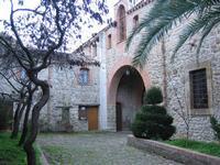 Convento dei Frati  Cappuccini - Interno Foto del 14/01/2007  - Gibilmanna (3281 clic)
