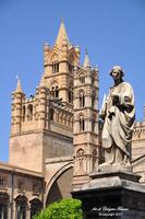 La Cattedrale   - Palermo (1050 clic)