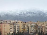 Neve a Palermo  PALERMO MARCO GIUSEPPE DE GAETANO