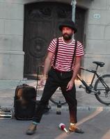 Clown di strada  PALERMO MARCO GIUSEPPE DE GAETANO
