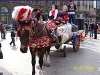 Folklore colorato  PALERMO MARCO GIUSEPPE DE GAETANO