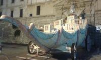 Carro del Festino di Santa Rosalia  PALERMO MARCO GIUSEPPE DE GAETANO