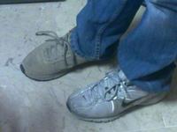 Le scarpe del capo Gianfri non doveva essersi svegliato con le idee tanto chiare quella mattina.....
