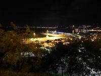 Veduta porto di notte   - Termini imerese (706 clic)