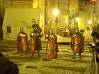 Presepe vivente Foto 2 Soldati romani  - Termini imerese (511 clic)