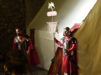 Presepe vivente Foto 3 Soldati romani  - Termini imerese (654 clic)