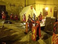Presepe vivente Foto 5 soldati romani  - Termini imerese (685 clic)
