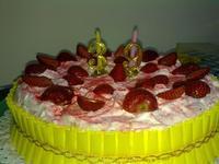 Una bella torta casalinga  PALERMO MARCO GIUSEPPE DE GAETANO
