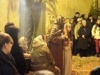 Presepe vivente Giuseppe e Maria in cerca di alloggio per il parto  - Termini imerese (747 clic)