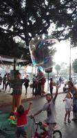 Artista di strada - il bolliere  Palermo MARCO GIUSEPPE DE GAETANO