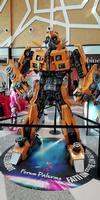 Transformer 4 c/o Forum PALERMO MARCO GIUSEPPE DE GAETANO