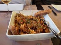 PORNO FOOD Zuppa di molluschi in salsa di gamberi e bruschetta PALERMO MARCO GIUSEPPE DE GAETANO