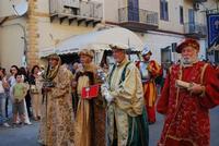 Corteo Rievocazione Storica dell'investitura a 1° Principe della Città di Carlo d'Aragona e Tagliavia - 26 maggio 2012 - Foto di Nicolò Pecoraro  - Castelvetrano (538 clic)