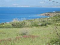 panorama costiero e Golfo di Castellammare - 6 maggio 2012  - Scopello (652 clic)