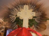 Mostra Ceto dei Borgesi in onore del SS. Crocifisso - 22 aprile 2012  - Calatafimi segesta (544 clic)